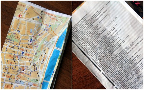 Grab a hardcopy of this map from Lyon's tourist office